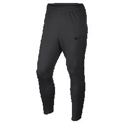 Мужские футбольные брюки Nike Strike TechМужские футбольные брюки Nike Strike Tech изготовлены из легкой ткани Dri-FIT с эластичными вставками для комфорта на поле.<br>