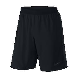 Мужские футбольные шорты Nike Strike Stretch Longer WovenМужские футбольные шорты Nike Strike Stretch Longer Woven удлиненного кроя изготовлены из легкой ткани, которая тянется во всех направлениях и обеспечивает удобную посадку и полную свободу движений на поле.<br>