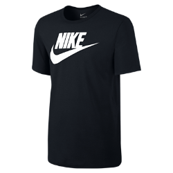 Мужская футболка с логотипом Nike SportswearСтильная мужская футболка с логотипом Nike Sportswear из мягкого хлопка с узнаваемой графикой обеспечивает комфорт.<br>