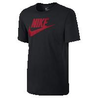 <ナイキ(NIKE)公式ストア>ナイキ フューチュラ アイコン メンズ Tシャツ 696708-013 ブラック画像