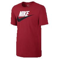 <ナイキ(NIKE)公式ストア>ナイキ フューチュラ アイコン メンズ Tシャツ 696708-660 レッド画像