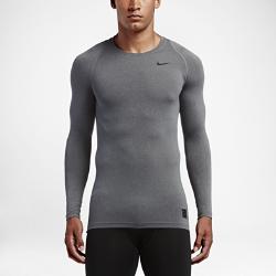 Nike Pro Men's Long-Sleeve Training Top - Grey