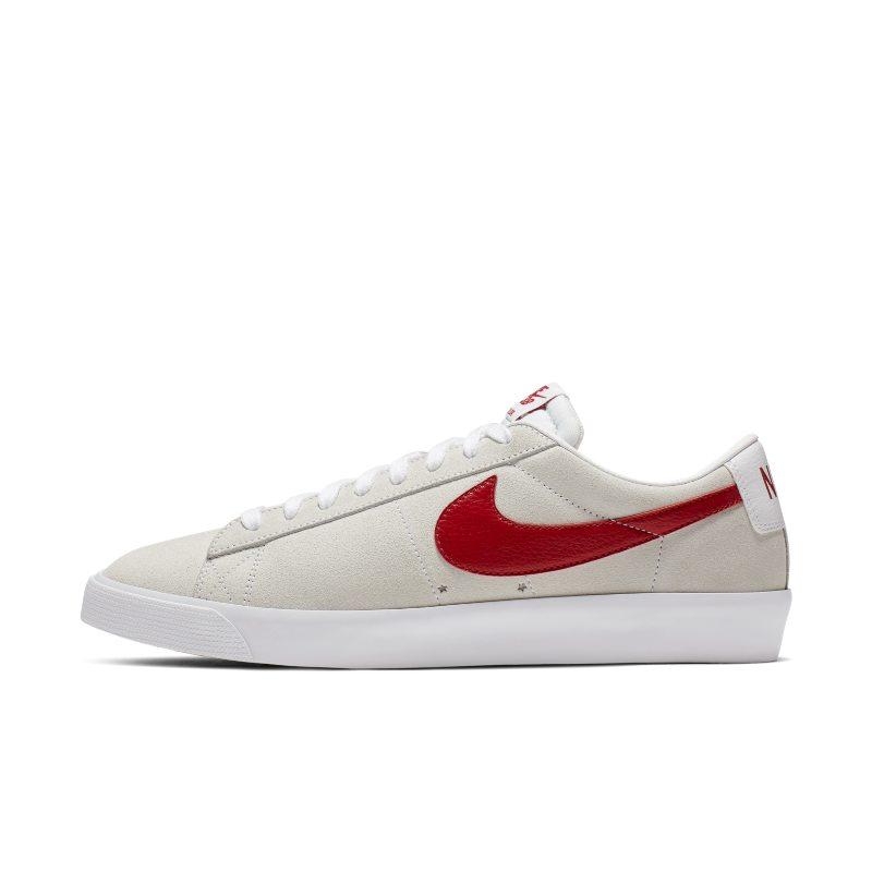 competitive price 02e02 da80f Skateboardsko Nike SB Blazer Low GT - Vit