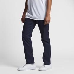 Мужские брюки Nike SB FTM ChinoМужские брюки Nike SB FTM Chino позволяют регулировать температуру с помощью скрытых вентиляционных отверстий, а вставка в области шагового шва обеспечивает свободу движений.<br>