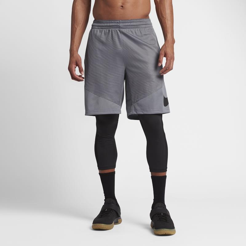 "Nike Swoosh Men`s 9"" (23cm approx.) Basketball Shorts"