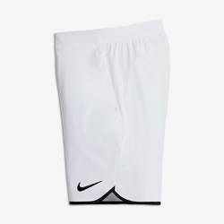 Теннисные шорты для мальчиков школьного возраста Nike Gladiator (XS–XL)Теннисные шорты для мальчиков школьного возраста Nike Gladiator обеспечивают невесомую защиту и вентиляцию благодаря эластичной влагоотводящей ткани и перфорации сзади.<br>