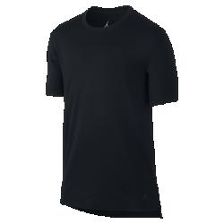 Мужская футболка Jordan 23 Lux ExtendedМужская футболка Jordan 23 Lux Extended — новый вариант твоей любимой футболки, выполненный из первоклассной ткани джерси с удлиненным силуэтом и необработанными краями для современного стиля и непревзойденного комфорта.<br>