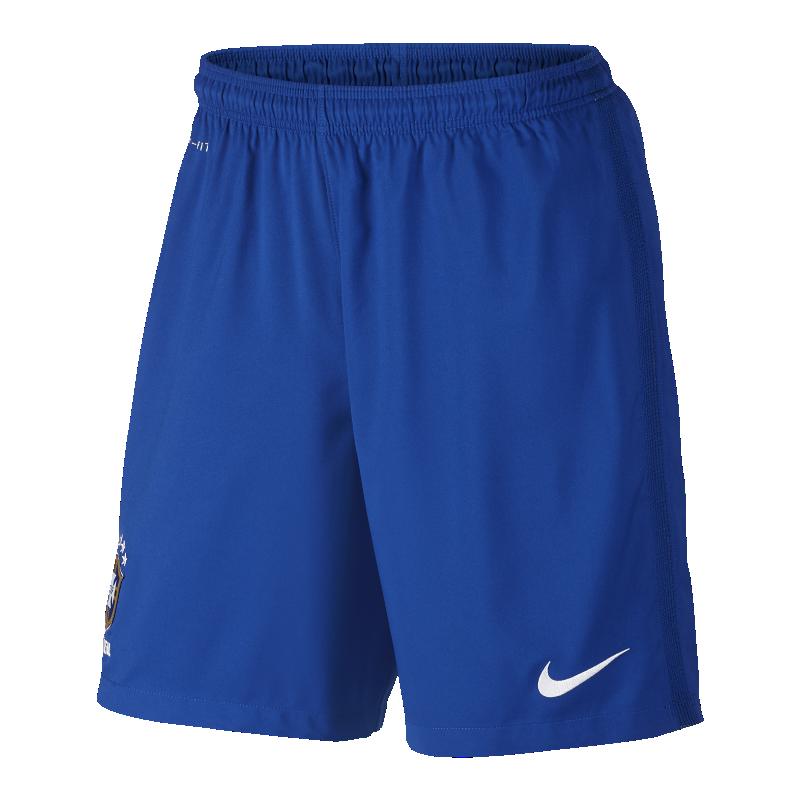 2016 Brazil CBF Stadium Home/Away Men`s Football Shorts