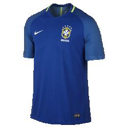 2016 Brazil CBF Vapor Match Away Men's Football Shirt