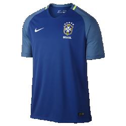 2016 Brazil CBF Stadium Away Men's Football Shirt