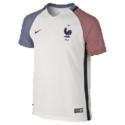 Футбольная джерси для школьников 2016 FFF Stadium Away (XS–XL)Футбольная джерси для школьников 2016 FFF Stadium Away из легкой влагоотводящей ткани обеспечивают комфорт во время игры и на каждый день.<br>