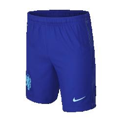 Футбольные шорты для школьников 2016 Netherlands Stadium Home/Away (XS–XL)Футбольные шорты для школьников 2016 Netherlands Stadium Home/Away созданы для длительного комфорта и естественной свободы движений на поле.&amp;#160;<br>