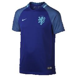 Футбольная джерси для школьников 2016 Netherlands Stadium Away (XS–XL)Футбольная джерси для школьников 2016 Netherlands Stadium Away из легкой влагоотводящей ткани обеспечивает комфорт во время игры и на каждый день.<br>