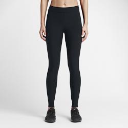 Женские брюки для тренинга Nike Bliss 71 смЖенские брюки для тренинга Nike Bliss 71 см из эластичной ткани обеспечивают плотную посадку. Это делает их идеальными для сочетания с другими предметами одежды.<br>