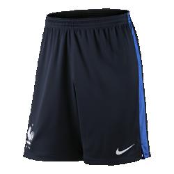 Мужские футбольные шорты FFF Strike KnitМужские футбольные шорты FFF Strike Knit с удлиненным кроем гарантируют длительный комфорт на поле.<br>