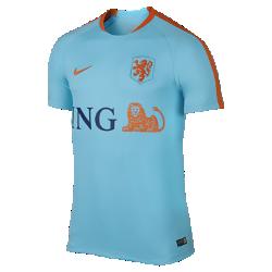 Мужская игровая футболка Netherlands FlashМужская игровая футболка Netherlands Flash из влагоотводящей ткани со вставками из дышащей сетки обеспечивает прохладу и комфорт во время игры. Фирменные детали и клубныецвета демонстрируют преданность любимой команде.<br>