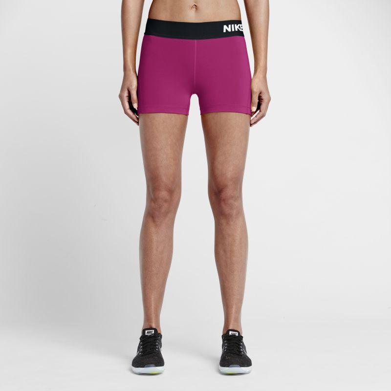 Nike Pro Women's 3(7.5cm approx.) Training Shorts - Pink