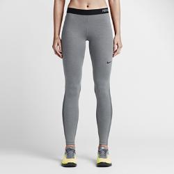 Женские тайтсы для тренинга Nike Pro 71 смЖенские тайтсы для тренинга Nike Pro 71 см из эластичной влагоотводящей ткани с дышащими вставками из сетки обеспечивают комфорт и свободу движений во время тренировок.<br>