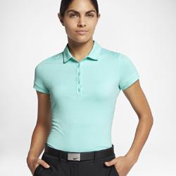 Женская рубашка-поло для гольфа Nike DryЖенская рубашка-поло для гольфа Nike Dry из влагоотводящей ткани обеспечивает вентиляцию и комфорт при каждом свинге.<br>
