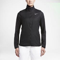 Женская куртка для гольфа Nike Flight ConvertibleЖенская куртка для гольфа Nike Flight Convertible из легкой ткани легко превращается в жилет благодаря отстегивающимся рукавам на молнии.<br>