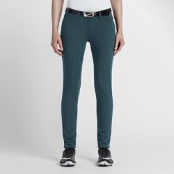 Женские брюки для гольфа Nike Jean Pant 3.0Женские брюки для гольфа Nike Jean Pant 3.0 из эластичной смесовой ткани Dri-FIT на основе хлопка обеспечивают естественный комфорт до финального патта.<br>