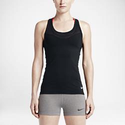 Женская майка для тренинга Nike Pro HypercoolЖенская майка для тренинга Nike Pro HyperCool из сетки Engineered Mesh и ткани Dri-FIT с Т-образной спиной обеспечивает комфортную температуру и свободу движений во время тренировки.<br>