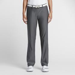 Женские брюки для гольфа Nike DryЖенские брюки для гольфа Nike Dry из эластичной влагоотводящей ткани обеспечивают комфорт и свободу движений во время игры.<br>