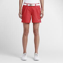 Женские шорты для гольфа Nike OxfordЖенские шорты для гольфа Nike Oxford из влагоотводящей ткани с вентиляционными разрезами обеспечивают длительный комфорт и свободу движений на поле.<br>