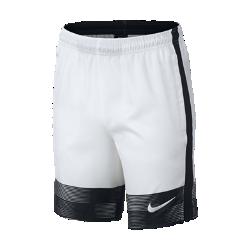 Тканые футбольные шорты для школьников Nike Strike Graphic (XS–XL)Тканые футбольные шорты для школьников Nike Strike Graphic из легкой влагоотводящей ткани обеспечивают полный комфорт во время игры.<br>
