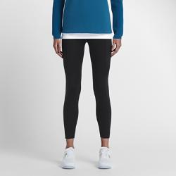 Женские леггинсы Nike Sportswear BondedЖенские леггинсы Nike Sportswear Bonded из эластичного смесового хлопка обеспечивают прочность и комфорт. Первоклассные детали в виде полос подчеркивают современный стиль.<br>