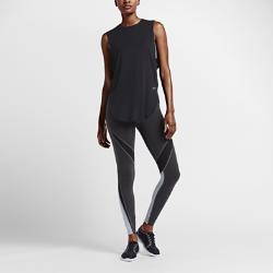 Женская майка для тренинга Nike ElevatedЖенская майка для тренинга Nike Elevated из мягкой влагоотводящей ткани с сетчатой вставкой на спине обеспечивает прохладу и комфорт во время тренировок.<br>