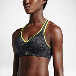 Спортивное бра Nike Rival HeatherСпортивное бра Nike Rival Heather обеспечивает превосходную поддержку без косточек, а литая конструкция выгодно подчеркивает форму груди и создает комфортную фиксацию. Мягкий влагоотводящий материал обеспечивает комфорт, а удобный дизайн позволяет сосредоточиться на тренировке.<br>
