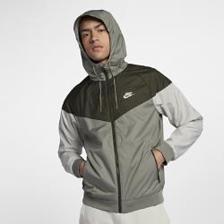 Мужская куртка Nike Sportswear WindrunnerМужская куртка Nike Sportswear Windrunner –– это классическая модель для бега из легкой ткани с цветными вставками для непревзойденного комфорта.<br>