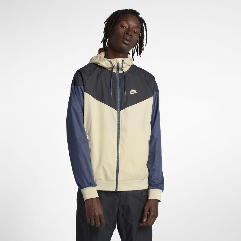 Nike Sportswear Windrunner Men's Jacket - Cream Image