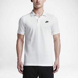 Мужская рубашка-поло Nike Grand Slam SlimМужская рубашка-поло Nike Grand Slam Slim из хлопковой ткани создает облегающий силуэт для комфорта и стиля на каждый день.<br>