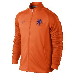 Мужская куртка Netherlands Authentic N98Мужская куртка Netherlands Authentic N98 изготовлена из прочной ткани. Воротник-стойка с молнией до подбородка обеспечивает комфорт и защиту от холода.<br>