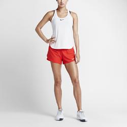 Женская теннисная майка NikeCourt Dry SlamЖенская теннисная майка NikeCourt Dry Slam из дышащей влагоотводящей ткани обеспечивает комфорт во время тренировок и матчей.  Комфорт  Технология Dri-FIT обеспечивает превосходную воздухопроницаемость и комфорт, выводя влагу на поверхность ткани и позволяя коже дышать.  Воздухопроницаемость  Легкая ткань пике для непревзойденного комфорта и дополнительной вентиляции.  Свобода движений  Т-образная спина не сковывает движения при подаче и приеме мяча.<br>