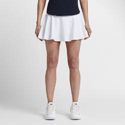 Юбка для тенниса NikeCourt BaselineЮбка для тенниса NikeCourt Baseline выполнена из эластичной ткани Dri-FIT со вшитыми шортами для комфортной посадки, поддержки и свободы движений.<br>
