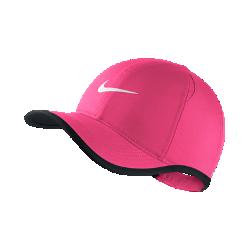 <ナイキ(NIKE)公式ストア>ナイキ フェザーライト ジュニア アジャスタブル キャップ 739376-617 ピンク 30日間返品無料 / Nike+メンバー送料無料画像