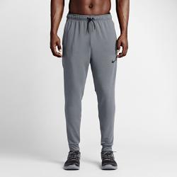 Мужские брюки для тренинга Nike DryМужские брюки для тренинга Nike Dry из легкой эластичной ткани отлично отводят влагу от кожи. Заниженный шаговый шов обеспечивает непревзойденный комфорт во время тренировки.<br>