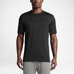 Мужская футболка для тренинга с коротким рукавом Nike DryМужская футболка для тренинга с коротким рукавом Nike Dry сочетает высокую функциональность и невероятный комфорт благодаря легкой и мягкой влагоотводящей ткани, которая не натирает кожу.  Отведение влаги и мягкость  Ультрамягкая ткань Dri-FIT отводит с кожи влагу и обеспечивает комфорт.  Охлаждение и легкость  Благодаря трикотажной конструкции эта футболка почти ничего не весит и обеспечивает легкость во время ежедневных тренировок.  Свобода движений  Эргономичные швы обеспечивают естественный диапазон движений, а кант горловины не натирает кожу.<br>