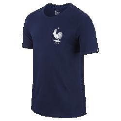 Мужская футболка FFF SquadМужская футболка FFF Squad из мягкой и комфортной хлопковой ткани украшена символикой клуба, которая продемонстрирует твою любовь к команде.<br>