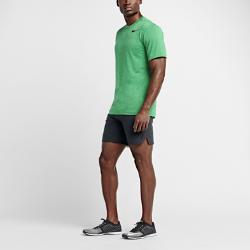 Мужские шорты для тренинга Nike Flex-Repel 20,5 смМужские шорты для тренинга Nike Flex-Repel 20,5 см обеспечивают полную свободу движений и защиту от влаги и перегрева во время самых интенсивных тренировок.  Водоотталкивающая отделка  Сверхлегкая водоотталкивающая ткань с перфорацией по всей поверхности защищает от влаги и помогает сохранить ощущение прохлады в самые жаркие моменты тренировки.  Безупречная посадка  Изогнутая нижняя кромка и ткань Nike Flex для естественной свободы движений.  Легкость движений  Длина шагового шва 20,5 см для полной свободы движений при беге, прыжках или поднятии веса.<br>