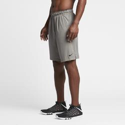 Мужские шорты для тренинга Nike Dry 23 смМужские шорты для тренинга Nike Dry 23 см из дышащей влагоотводящей ткани с боковыми разрезами обеспечивают вентиляцию, комфорт и свободу движений.<br>