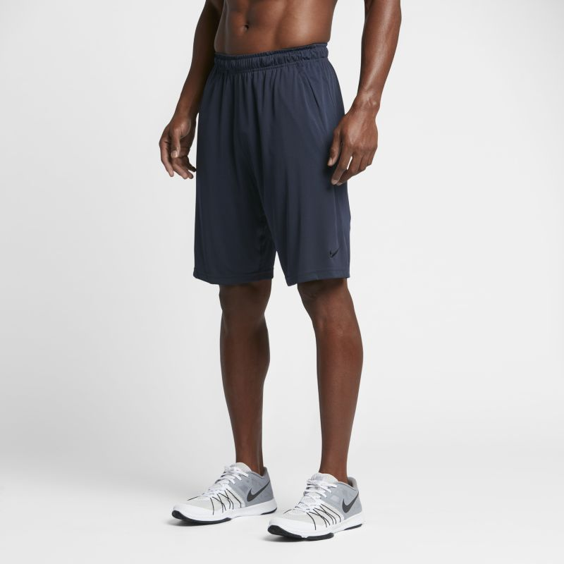 Nike Dri-FIT Men's 9(23cm approx.) Training Shorts - Blue Image