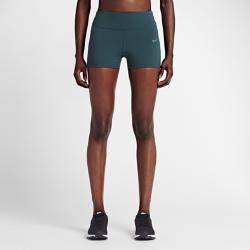 Женские шорты для бега Nike Epic Lux 7,5 смЖенские шорты для бега Nike Epic Lux 7,5 см обеспечивают вентиляцию и комфорт на всей дистанции благодаря эластичной влагоотводящей ткани Dri-FIT и продуманному расположению сетчатых вставок.<br>