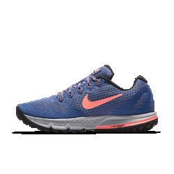 Женские беговые кроссовки Nike Air Zoom Wildhorse 3Женские беговые кроссовки Nike Air Zoom Wildhorse 3 оснащены системой Dynamic Fit для непревзойденной поддержки и специальной накладкой в передней части подошвы для защиты стопына неровных поверхностях. Мягкая подошва и прочная подметка обеспечивают мягкую амортизацию и защиту от ударных нагрузок, а также превосходное сцепление с поверхностью при беге.<br>