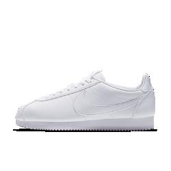 Мужские кроссовки Nike Classic CortezКроссовки Nike Classic Cortez — это оригинальная беговая модель Nike, созданная Биллом Бауэрманом и выпущенная в 1972 году. Новая версия выполнена из натуральной и синтетической кожи для дополнительной прочности.<br>