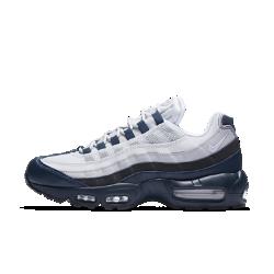Мужские кроссовки Nike Air Max 95 EssentialМужские кроссовки Nike Air Max 95 Essential обеспечивают невесомую амортизацию благодаря знаменитой оригинальной конструкции. Обновленный дизайн создает потрясающий образ.<br>
