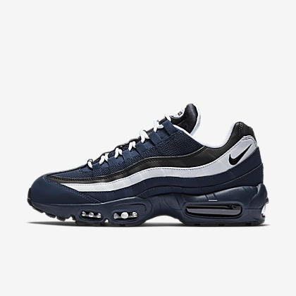 switzerland nike air max 95 marine bleu and rouge 98c3e 42921
